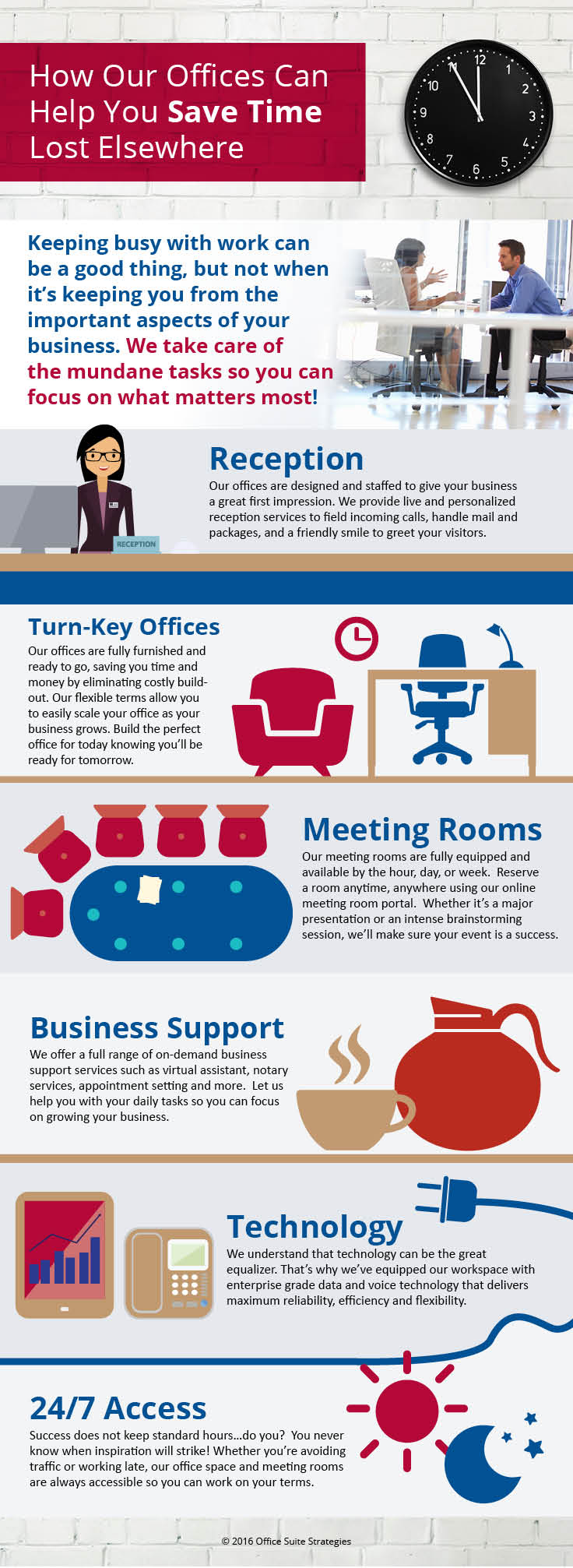 Save Time Lost Elsewhere With Green Hills Office Suites
